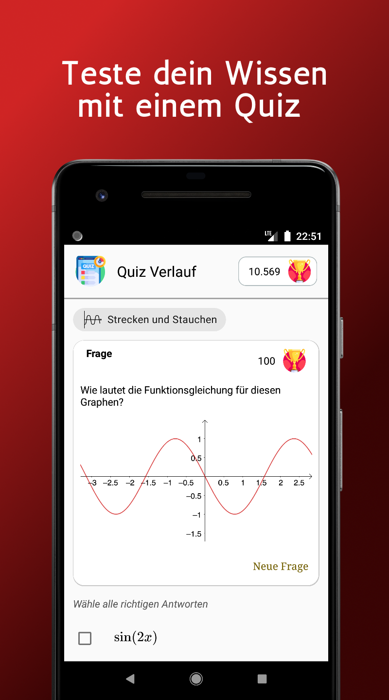 Play a quiz and test your knowledge